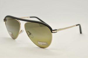 Occhiali da sole Barberini Voyager br1607 - 1 - Telaio Oro lenti polarizzate