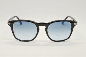 Occhiali da sole Barberini Luna br1611 - 1 - Nero