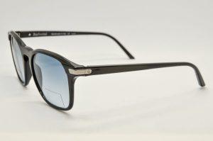 Occhiali da sole Barberini Luna br1611 - 1 - Telaio nero e lenti fotocromatiche