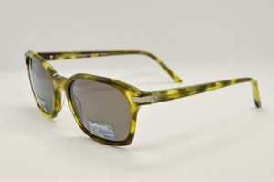 Occhiali da sole Barberini Apollo br1613 - 3 - Telaio avana green e lenti polarizzate