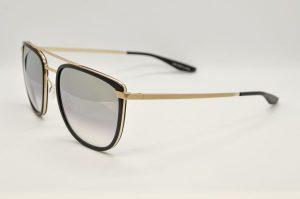 Occhiali da soleBarton Perreira Lafayette - Telaio acetato Nero e metallo Oro