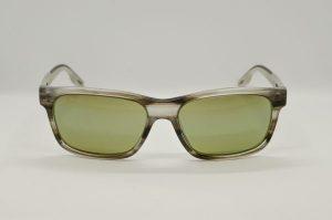 Occhiali da soleMaui Jim Eh Brah Polarized - 284-27L - Grigio con lenti verdi