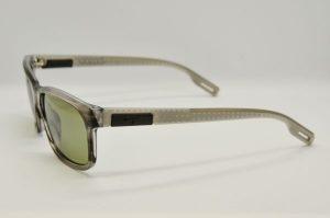 Occhiali da soleMaui Jim Eh Brah Polarized - 284-27L - Telaio Grigio con lenti verdi polarizzate