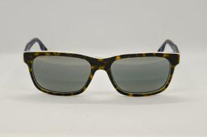 Occhiali da soleMaui Jim Eh Brah Polarized - 284-57 - Avana e blue