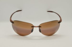 Occhiali da sole Maui Jim Sugar Beach Polarized - 421-26 - Marrone