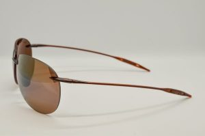 Occhiali da sole Maui Jim Sugar Beach Polarized - 421-26 - Telaio Marrone lenti bronzo