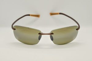 Occhiali da sole Maui Jim Kumu Polarized - 724-23 - Marrone