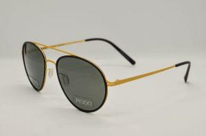 Occhiale da sole Modo 680 - Blk - Telaio Nero e oro