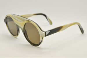 Occhiali da sole Nuiit ANURI - 386 -Telaio grigio e crema