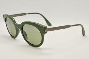 Occhiali da sole Nuiit SIURAQ 661 - Telaio verde e grigio