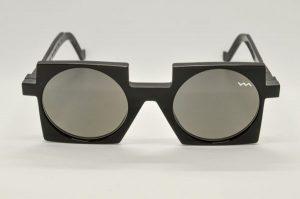 Occhiali da soleVava CL0001- Nero cerniere in alluminio nero