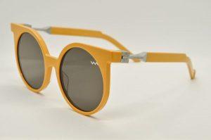 Occhiali da vista Vava WL0001 - Giallo e lenti grigie