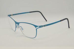 Occhiali da vista Blackfin BARRIE- BF737-556 - Telaio azzurro fluo metallizzato