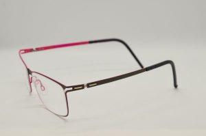 Occhiali da vista Blackfin CANARY- BF710-465 - telaio grigio e rosa
