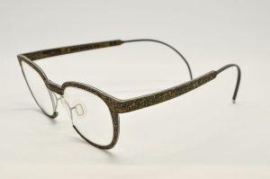 Occhiali da vistaHapter J02m - RB004 - Telaio grigio e giallo