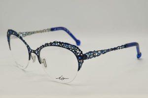 Occhiali da vista Liò Occhiali Antica Venzia - IVM1024 - c04 - telaio blu
