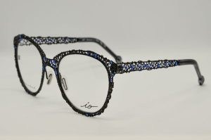 Occhiali da vista Liò Occhiali Antica Venzia - IVM1063 - c03 - telaio nero