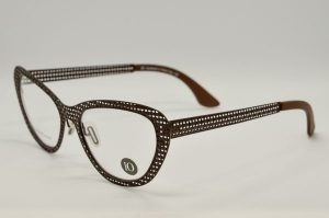 Occhiali da vista Liò Occhiali Juta - IVM0914 - c04 - Telaio marrone