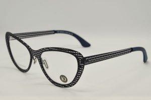 Occhiali da vista Liò Occhiali Juta - IVM0914 - c06 - Telaio blu