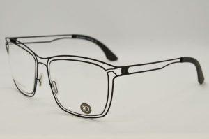 Occhiali da vista Liò Occhiali Skeleton - IVM1062 - c03 - telaio nero