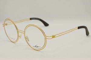 Occhiali da vista Liò Occhiali Skeleton - IVM1067 - c03 - Telaio oro