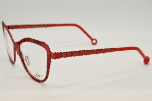 Occhiali da vista Liò Occhiali Velluto - IVM1065 - c03 - Telaio rosso