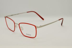 Occhiale da vista Modo 4407 - Red - Telaio ultra leggero rosso ed argento