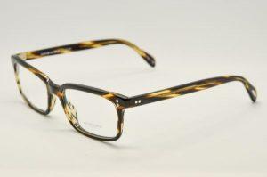 Occhiali da vista Oliver Peoples Denison - 5102 - Telaio acetato avana