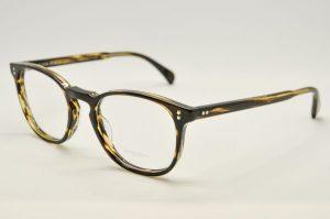 Occhiali da vista Oliver Peoples Finley Esq - 5298U - Cocobolo - Telaio acetato