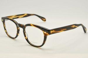 Occhiali da vista Oliver Peoples Sheldrake - 5036 - Cocobolo - Locchiale Design
