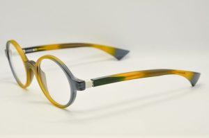 Occhiali da vista Piero Massaro PM441 - o15 - Telaio grigio e giallo