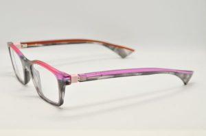Occhiali da vistaPiero Massaro PM444 - 2c4 - Telaio grigio e viola