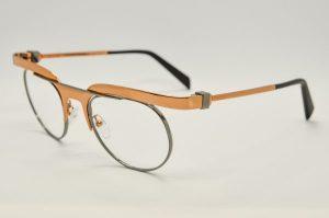 Occhiali da vista Siens Eye Code 016 - 4 - Telaio silver e bronzo