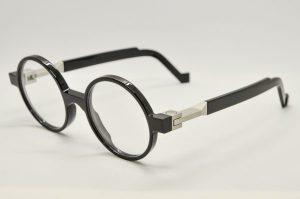Occhiali da vista Vava WL0008 - Nero con cerniere in alluminio
