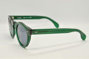 Occhiali da sole Locchiale Design K436 - 1487 - Telaio acetato verde