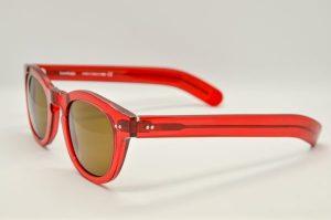 Occhiali da sole Locchiale Design K3208 - 453 - Telaio acetato rosso