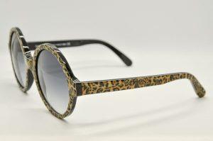 Occhiali da sole Locchiale Design K3293 - Leop - Telaio in acetato leopardato