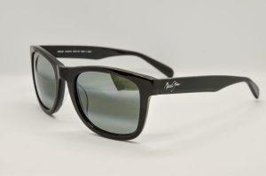 Occhiali da soleMaui Jim LEGENDS - 293-02 - Telaio acetato nero con lenti grigio polarizzate