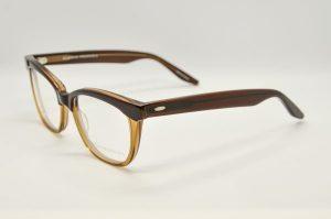 Occhiali da vistaBarton Perreira EDITH - GUI - telaio in acetato marrone e beige