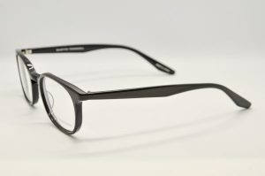 Occhiali da vistaBarton Perreira JAMES - BLA - telaio in acetato nero
