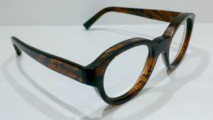 Occhiali da vista Dandy's PANTHO - sbr - Telaio in acetato marrone striato
