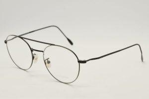Occhiali da vista Locchiale Design JIMI - 4 - Telaio in acciaio chirurgico nero e silver