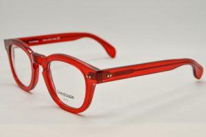 Occhiali da vista Locchiale Design K3208 - 1453 - telaio in acetato rosso