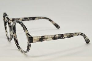 Occhiali da vista Locchiale Design K3292 - 12308 - Telaio acetato color pietra