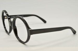 Occhiali da vista Locchiale Design K3292 - B7007 - telaio in acetato nero