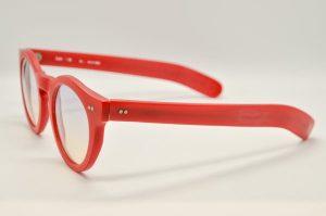 Occhiali da vista Locchiale Design K436 - M511 - telaio in acetato rosso
