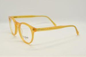 Occhiali da vista Locchiale Design JAMES - HON - Telaio acetato miele