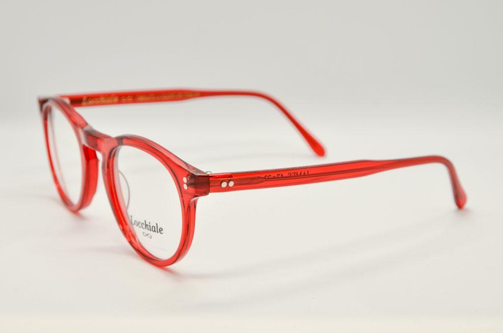 Occhiali da vista Locchiale Design JAMES – RED