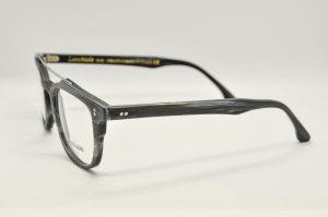 Occhiali da vista Locchiale Design K3356 - 3519R - Telaio in acetato blu satinato striato