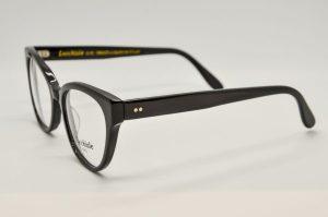 Occhiali da vista Locchiale Design GRACE - BLK - telaio acetato nero